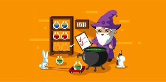 A Modern Intranet and the Magic Potion Header