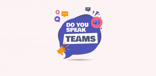 Do you speak Microsoft Teams