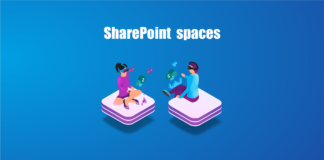 SharePoint spaces Banner Wide