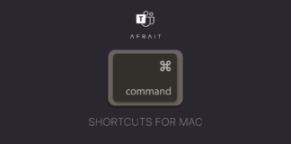 Teams macOS Shortcuts for Mac Banner