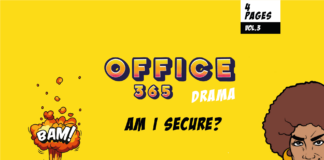 Office  Drama Vol  Banner